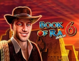 Слот Book of Ra 6 deluxe