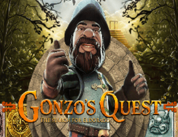 Слот Gonzo`s Quest